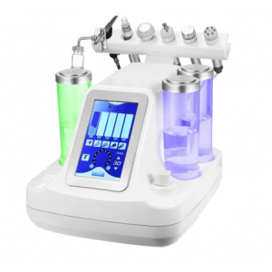 Aparat Hidrodermabraziune, combina cosmetica 7 in 1- AquaDerm - Visage Studio