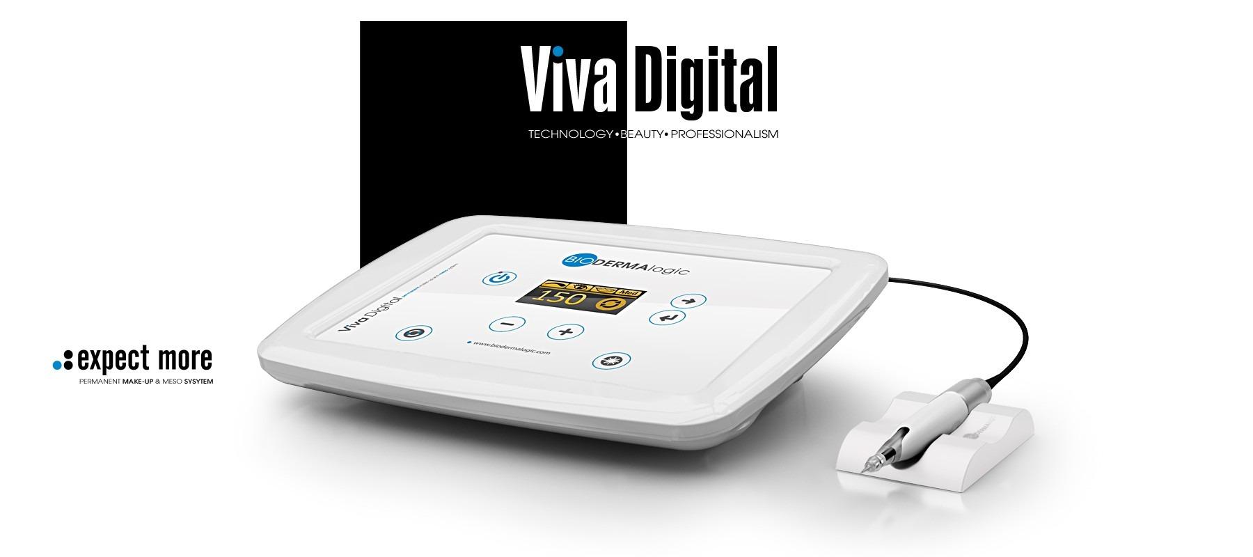 Aparat Micropigmentare Viva Digital - Visage Studio