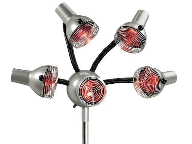 Climatzon Lamp cu infrarosii - Visage Studio