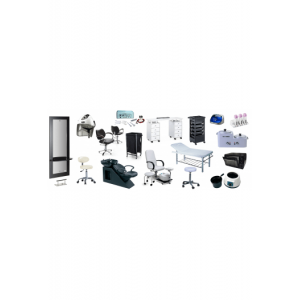 Pachet Dotare Completa Salon Infrumusetare - Visage Studio