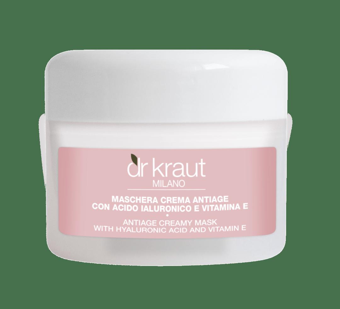 Masca Antiaging cu Acid hialuronic