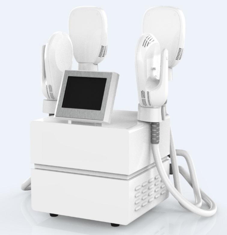 Aparat stimulare musculara electromagnetica EMS Pro Sculpt cu 4 capete (3)