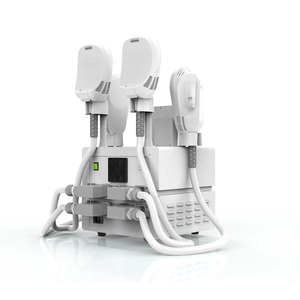Aparat stimulare musculara electromagnetica EMS Pro Sculpt cu 4 capete (5)