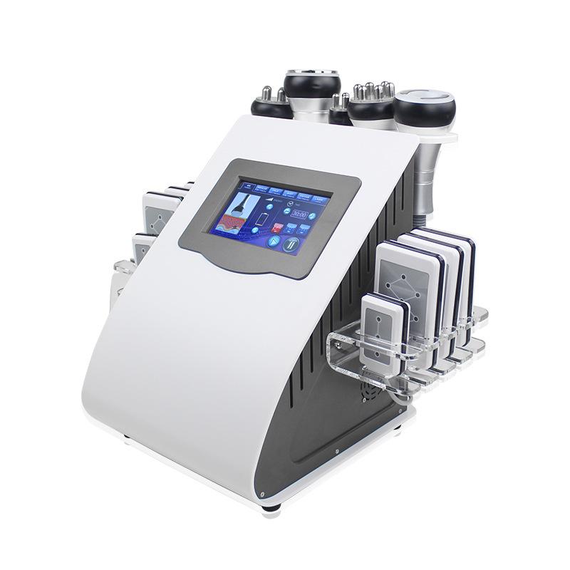Aparat Radiofrecventa, Cavitatie, Vacuum si Lipolaser – 6 in 1 – CADOU 3 Creme Corporale Dr Kraut (4)